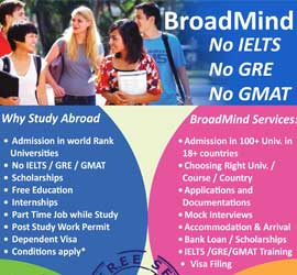 e-Brochures of Country, University & Courses to Study Abroad